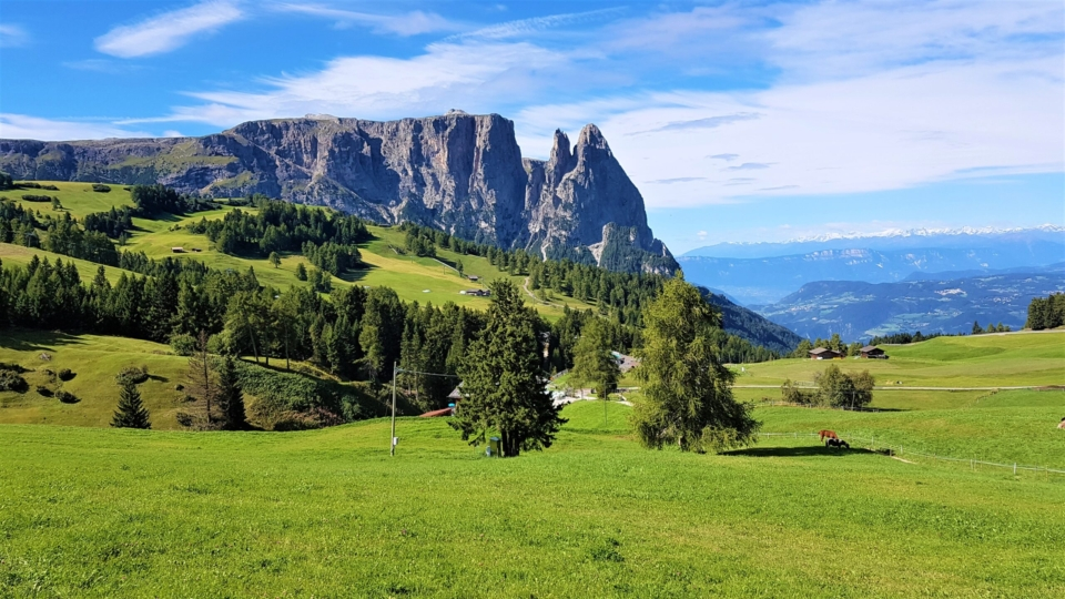 South Tyrol in Italy