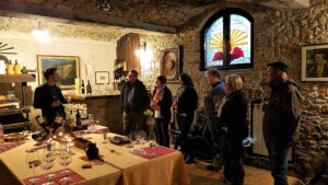 Slovenia wine and culinary tours